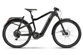 TQ - E-Bike Cross - Haibike Xduro Adventr 6.0 Flyon - 632 Wh - 2020 - 27,5 Zoll - Diamant