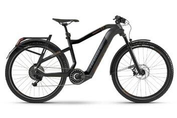 TQ - E-Bike-Pedelec - Haibike Xduro Adventr 6.0 Flyon - 632 Wh - 2020 - 27,5 Zoll - Diamant