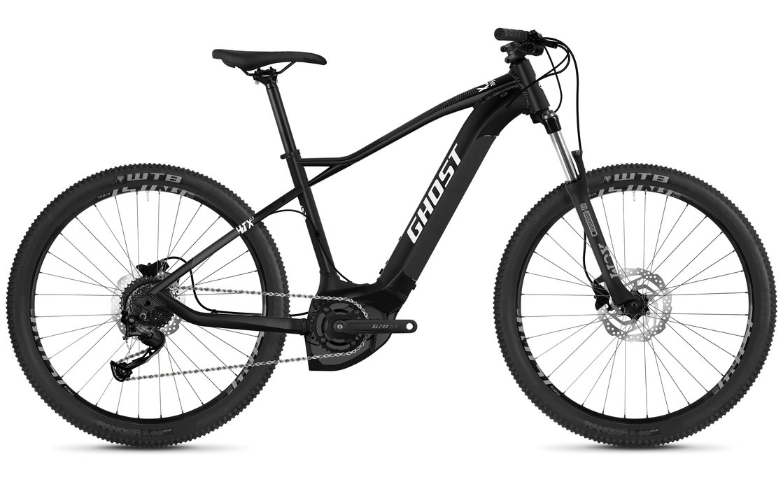 Ghost Hybride HTX 2.7+ - 500 Wh - 2020 - 27,5 Plus Zoll - Diamant
