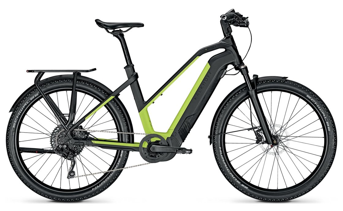 Kalkhoff Entice 7.B Move - 625 Wh - 2021 - 27,5 Zoll - Damen Sport