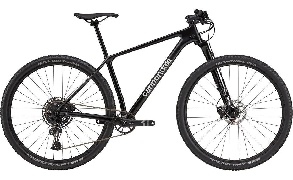 Cannondale F-Si Carbon 4 - 2021 - 29 Zoll - Diamant