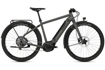 Ghost - E-Bike Trekking - Ghost Hybride Square Travel B4.7+ AL U - 500 Wh - 2020 - 27,5 Zoll - Diamant