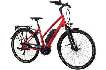 Gudereit - E-Bike-Pedelec - Gudereit ET-3 evo - 500 Wh - 2021 - 28 Zoll - Damen Sport
