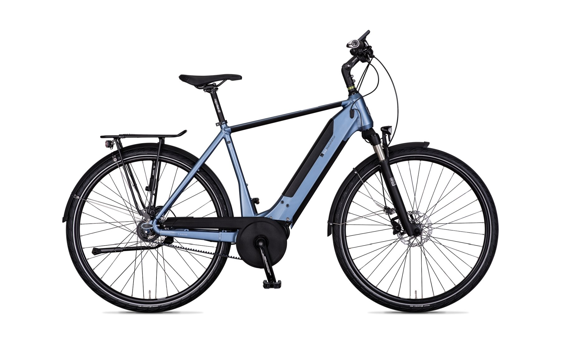 E-Bike Manufaktur 7ben - 600 Wh - 2018 - 28 Zoll - Diamant