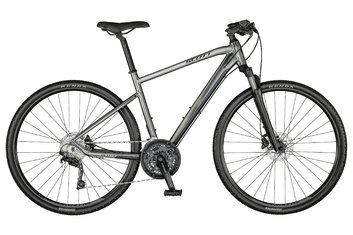Scott - Crossbikes-Fitnessbikes - Scott Sub Cross 20 Men - 2021 - 28 Zoll - Diamant