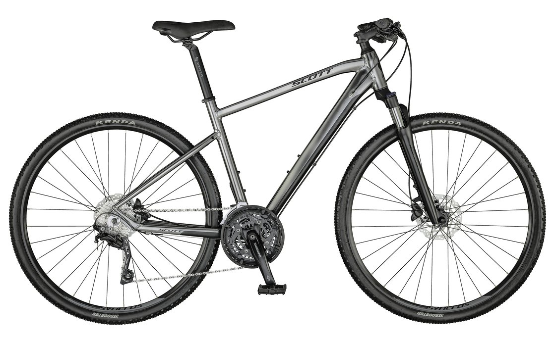 Scott Sub Cross 20 Men - 2021 - 28 Zoll - Diamant