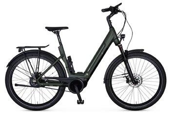 E-Bike Manufaktur - E-Bike-Pedelec - E-Bike Manufaktur 8CHT Wave - 625 Wh - 2021 - 27,5 Zoll - Tiefeinsteiger