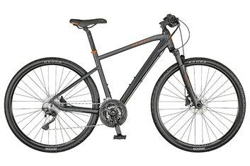 Scott - Crossbikes-Fitnessbikes - Scott Sub Cross 10 Men - 2021 - 28 Zoll - Diamant