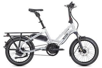 Tern - E-Bike Faltrad-Klapprad - Tern HSD S+ LR mit Beleuchtung - 500 Wh - 2021 - 20 Zoll - Komfort