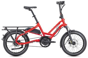 E-Bike Sale - Tern HSD S8i LR mit Beleuchtung - 500 Wh - 2021 - 20 Zoll - Komfort