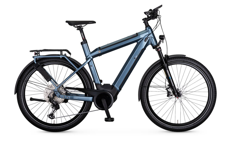 E-Bike Manufaktur 15ZEHN EXT - 1125 Wh - 2021 - 27,5 Zoll - Diamant