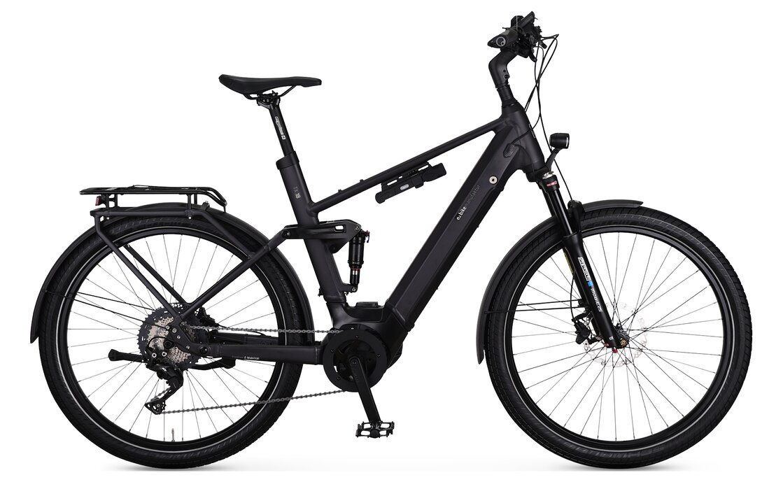 E-Bike Manufaktur TX18 - 625 Wh - 2021 - 27,5 Zoll - Fully