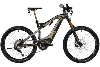 TQ - E-Bike 45km-h - M1-Sporttechnik Spitzing Evolution S-Pedelec Bobby Root Edition - 1050 Wh - 2020 - 27,5 Zoll - Fully
