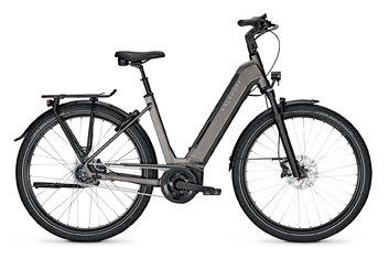 Kalkhoff - E-Bike City - Kalkhoff Image 5.B Move + - 625 Wh - 2021 - 28 Zoll - Tiefeinsteiger
