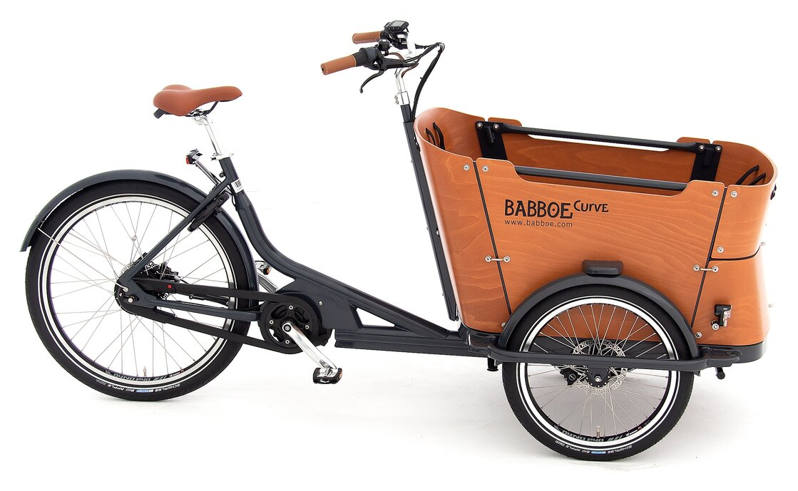 Babboe Curve Mountain - 400 Wh - 2021 - 26 Zoll - Sonstiges