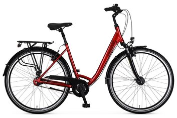 Kreidler - Citybike - Kreidler Raise RT4 - 2021 - 28 Zoll - Tiefeinsteiger