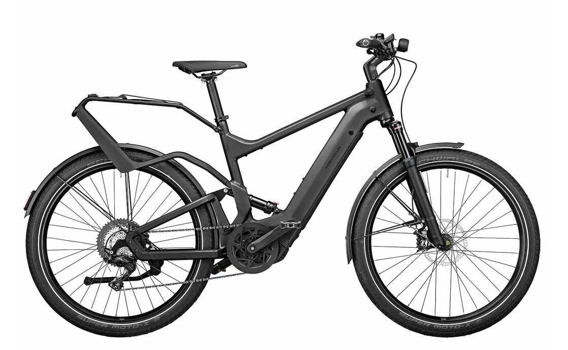 Riese und Müller Delite GT Touring - Intuvia - 625 Wh - 2021 - 27,5 Zoll - Fully