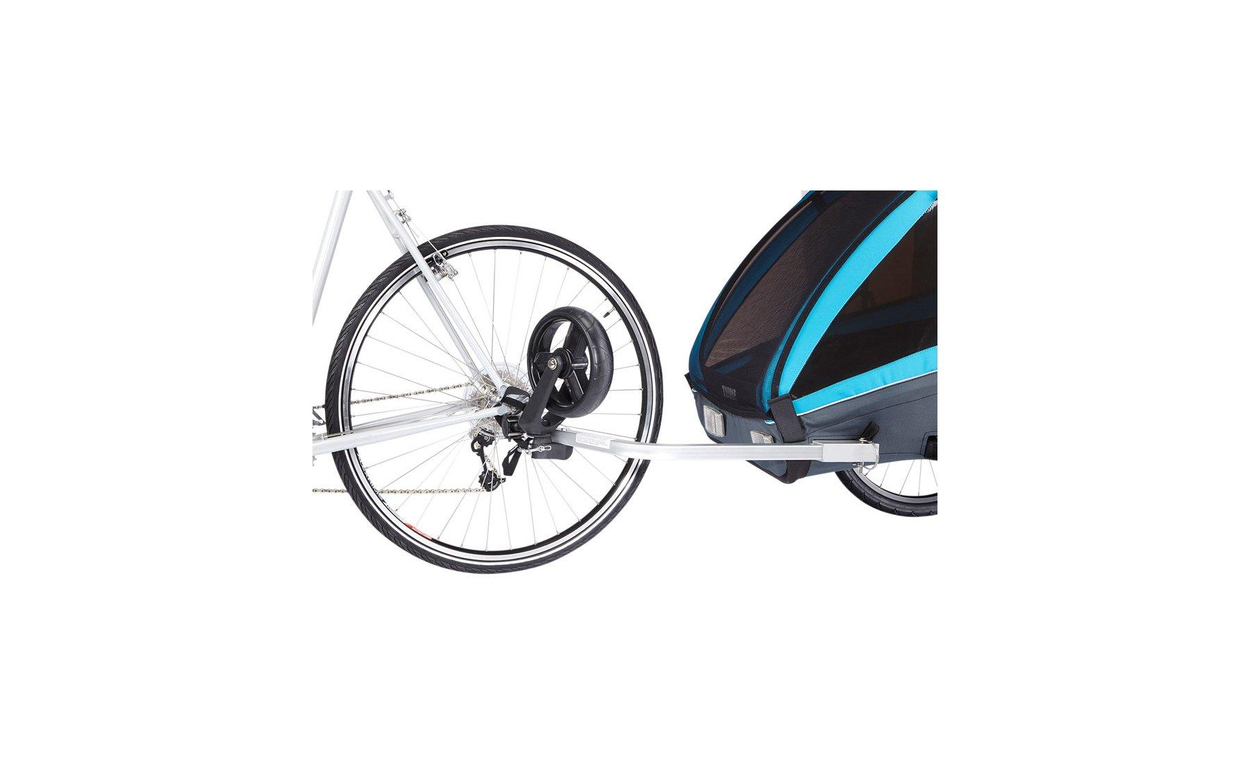 Thule Coaster XT Fahrradanhänger 2020 bestellen   Fahrrad XXL