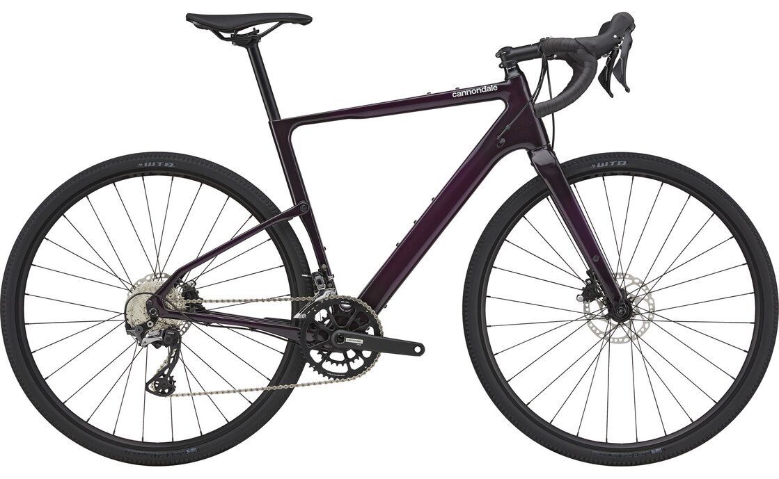Cannondale Topstone Carbon 5 - 2021 - 28 Zoll - Diamant