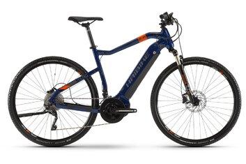 Haibike - E-Bike Cross - Haibike SDURO Cross 5.0 - 500 Wh - 2020 - 28 Zoll - Diamant
