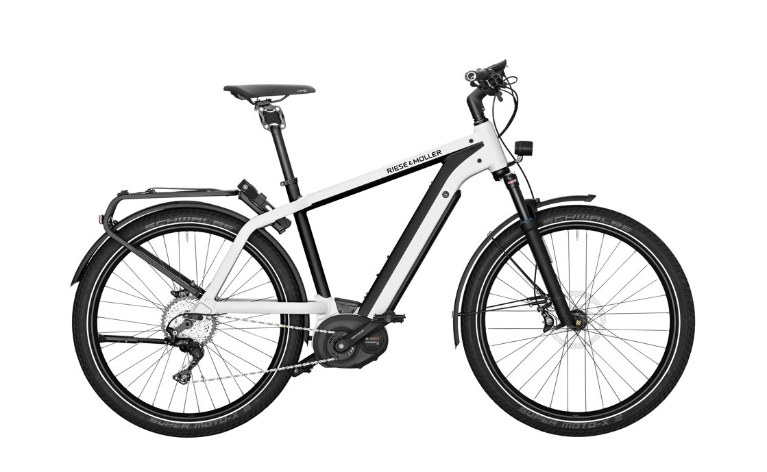 Riese und Müller Charger GT touring - 500 Wh - 2019 - 27,5 Zoll - Diamant