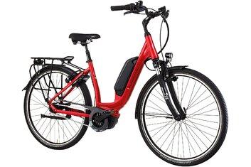 Damen - Gudereit - Fahrräder - Gudereit EC-3 - 500 Wh - 2021 - 28 Zoll - Tiefeinsteiger