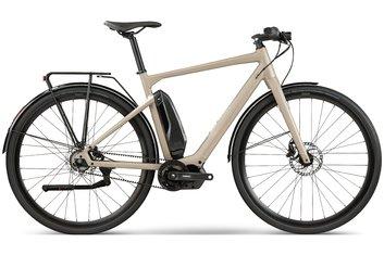 BMC - E-Bike City - BMC Alpenchallenge AMP AL City One - 504 Wh - 2021 - 28 Zoll - Diamant