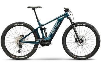 BMC - E-Bike MTB - BMC Speedfox AMP AL Three - 500 Wh - 2021 - 29 Zoll - Fully