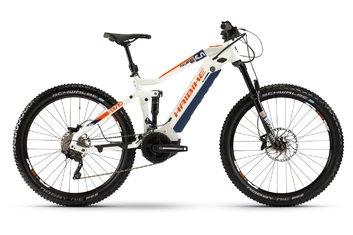 E-Bike Fully - Haibike SDURO FullSeven LT 5.0 - 500 Wh - 2020 - 27,5 Zoll - Fully