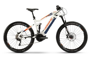 Yamaha - E-Bike-Pedelec - Haibike SDURO FullSeven LT 5.0 - 500 Wh - 2020 - 27,5 Zoll - Fully