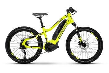 24 Zoll - E-Bike-Pedelec - Haibike SDURO HardFour 1.0 - 400 Wh - 2020 - 24 Zoll - Diamant