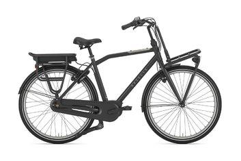 Gazelle - Herren - E-Bike-Pedelec - Gazelle HeavyDuty C7 HMB - 500 Wh - 2021 - 28 Zoll - Diamant