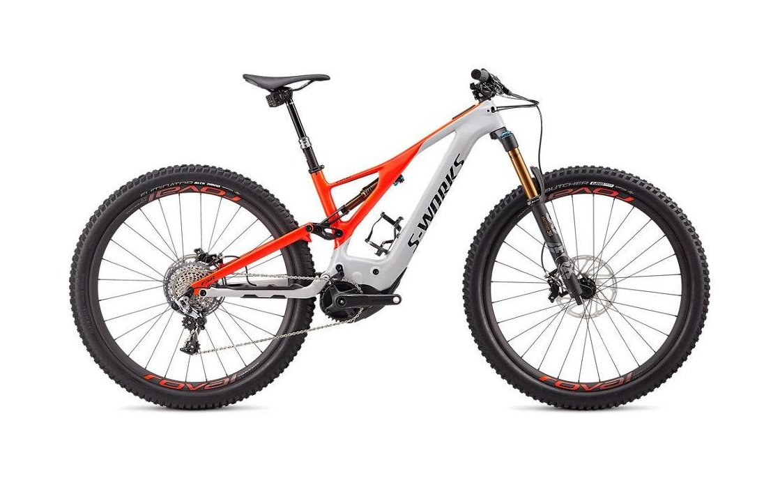 Specialized Levo S-Works Carbon 29 - 700 Wh - 2020 - 29 Zoll - Fully