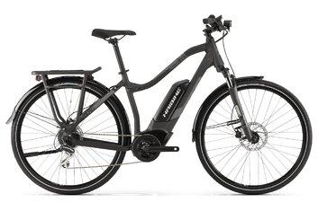 Damen - Bosch - E-Bike-Pedelec - Haibike Sduro Trekking 1.0 - 400 Wh - 2020 - 28 Zoll - Damen Sport