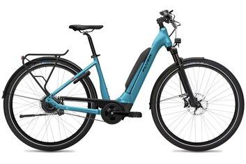 Flyer - E-Bike City - Flyer Upstreet5 7.03 - D0 - 630 Wh - 2020 - 28 Zoll - Tiefeinsteiger