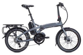 Tern - E-Bike-Pedelec - Tern Vektron D7i LR mit Beleuchtung - 418 Wh - 2020 - 20 Zoll - Faltrahmen