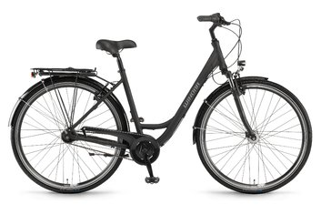 Winora - Citybike - Winora Hollywood N7 - 2021 - 28 Zoll - Tiefeinsteiger