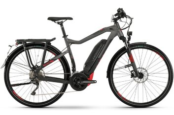 E-Bike 45km-h - Haibike Sduro Trekking S 8.0 - 500 Wh - 2020 - 28 Zoll - Diamant