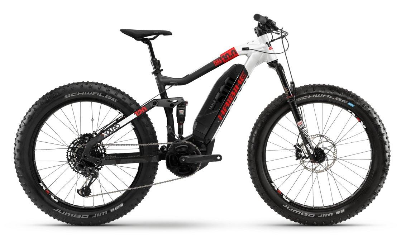 Haibike XDURO FullFatSix 10.0 - 500 Wh - 2020 - 26 Zoll - Fully