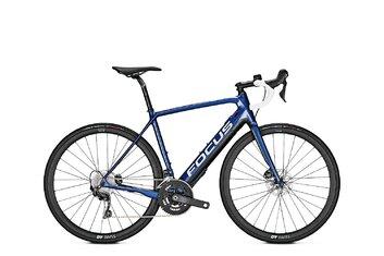 2021 - E-Bike Rennräder - Focus Paralane2 9.7 - 250 Wh - 2021 - 28 Zoll - Diamant