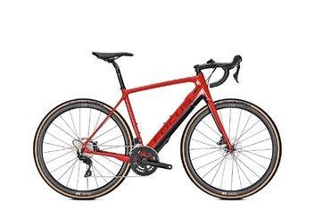 E-Bike Rennräder - Focus Paralane2 9.5 - 250 Wh - 2021 - 28 Zoll - Diamant