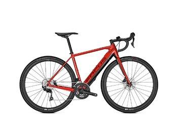2021 - E-Bike Rennräder - Focus Paralane2 6.7 - 250 Wh - 2021 - 28 Zoll - Diamant