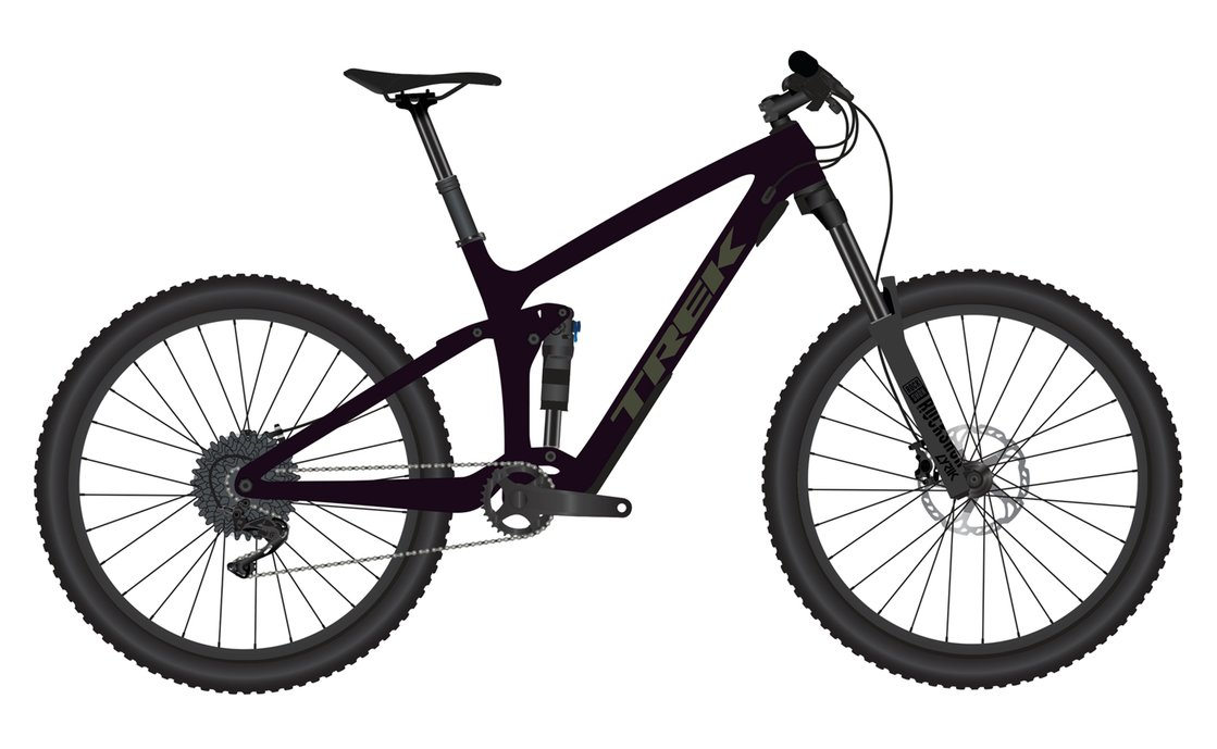 Trek Remedy 8 XT - 2020 - 27,5 Zoll - Fully