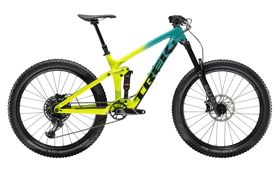 Trek Remedy 9.7 - 2020 - 27,5 Zoll - Fully