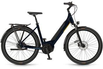 E-Bike-Pedelec - Winora Yucatan R8f - 500 Wh - 2021 - 28 Zoll - Tiefeinsteiger