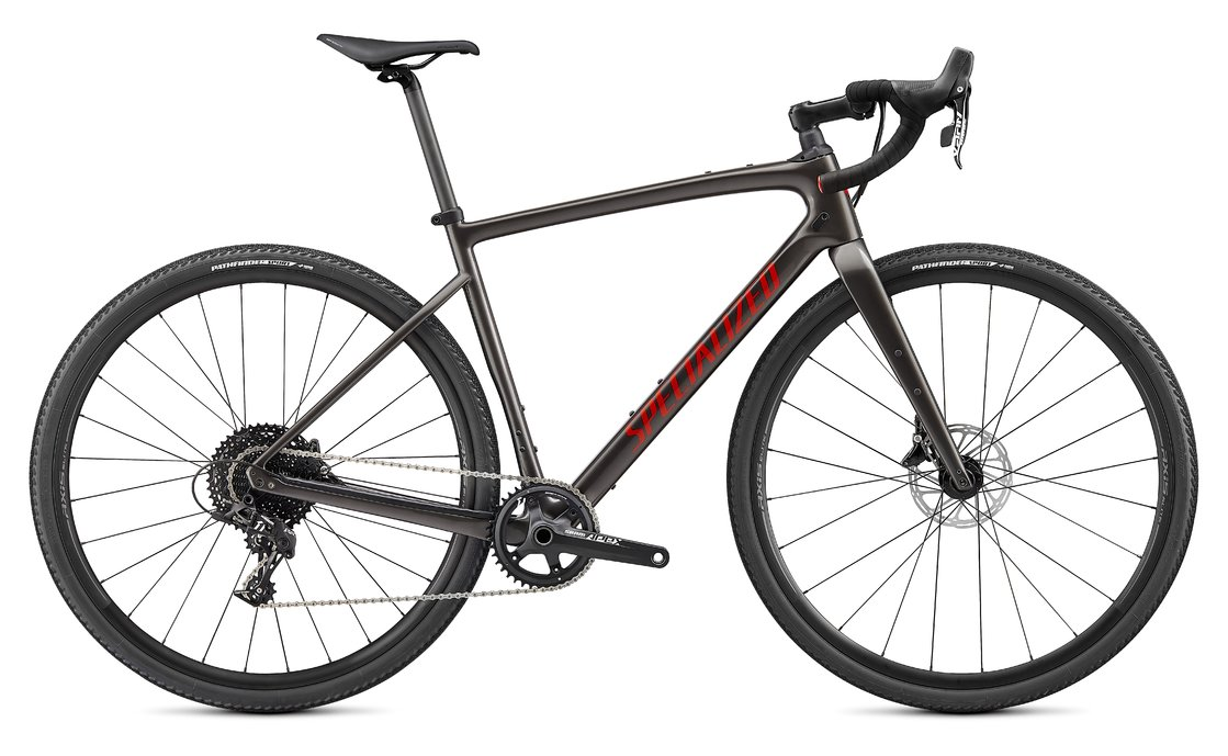 Specialized Diverge Carbon - 2021 - 28 Zoll - Diamant
