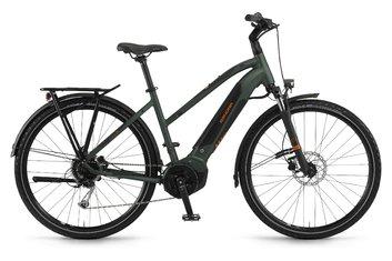 E-Bike-Pedelec - Winora Yucatan i9 - 500 Wh - 2020 - 28 Zoll - Damen Sport