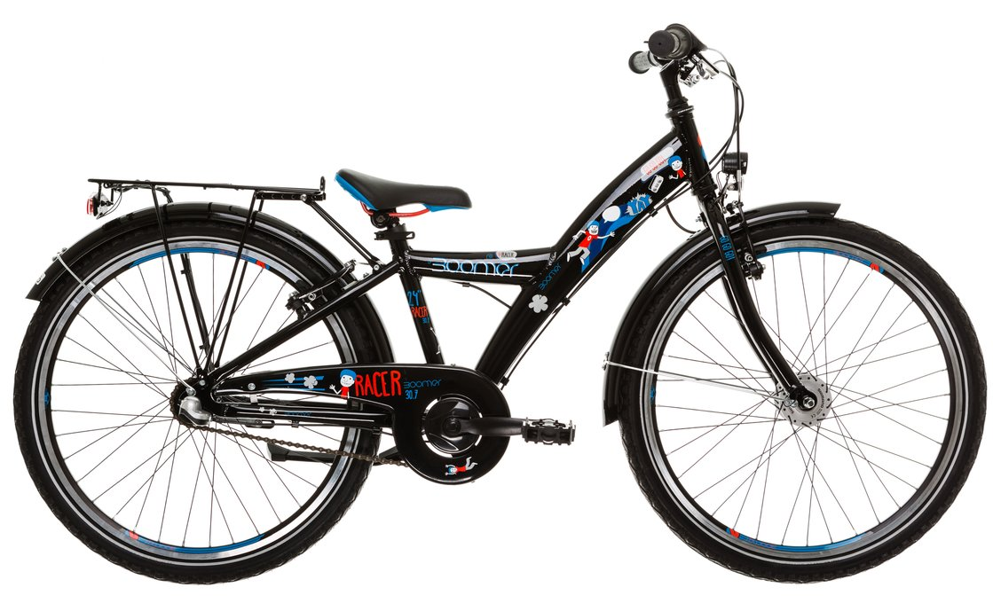 Boomer Racer 30.7 - 2017 - 24 Zoll - Y-Form