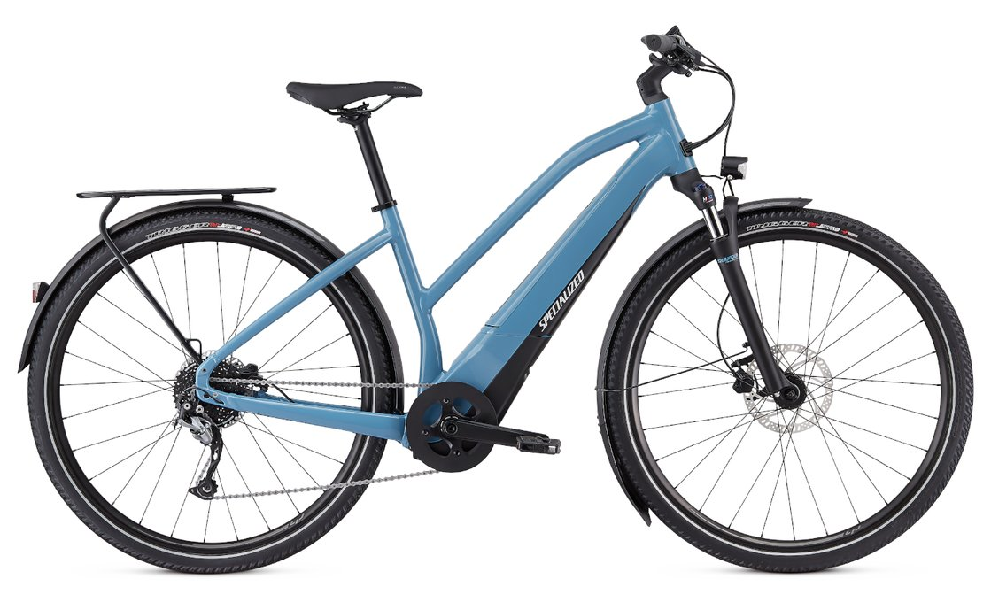 Specialized Turbo Vado 3.0 Step-Through - 460 Wh - 2020 - 28 Zoll - Damen Sport