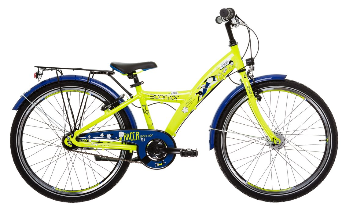 Boomer Racer 70.7 - 2017 - 24 Zoll - Y-Form